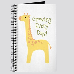 Growing Every Day! Journal