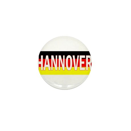 Hannover, Germany Mini Button