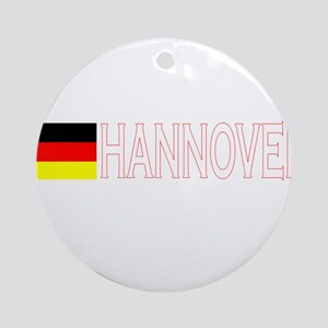 Hannover, Germany Ornament (Round)