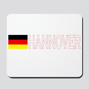 Hannover, Germany Mousepad