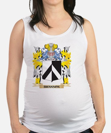 Branson Coat of Arms - Family Crest Tank Top
