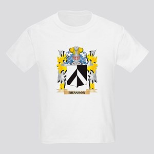 Branson Coat of Arms - Family Crest T-Shirt