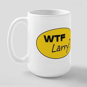 Larry 2.0 Large Mug