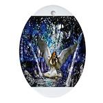 Fairy Ornament (Oval)