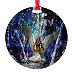 Fairy Round Ornament