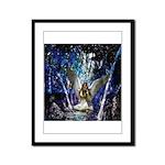 Fairy Framed Panel Print