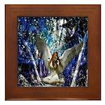 Fairy Framed Tile