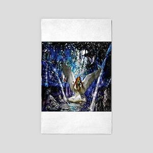 Fairy 3'x5' Area Rug