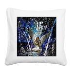 Fairy Square Canvas Pillow