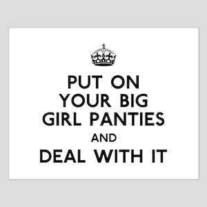 Big Girl Small Poster