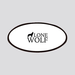 Lone Wolf Patches