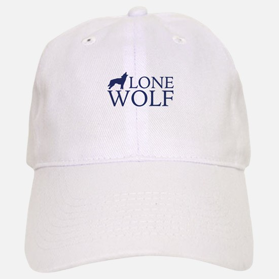 Lone Wolf Baseball Baseball Cap