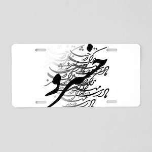 khosro Aluminum License Plate