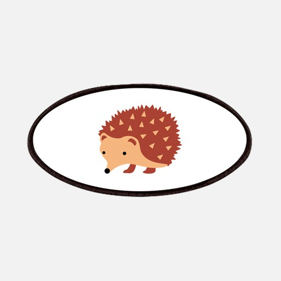 Hedgehog Animal Patches