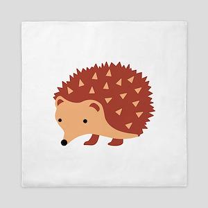 Hedgehog Animal Queen Duvet