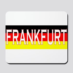 Frankfurt, Germany Mousepad
