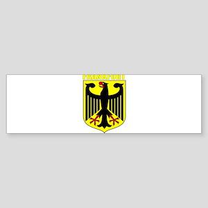 Frankfurt, Germany Bumper Sticker