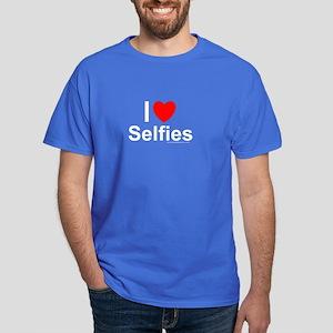 Selfies Dark T-Shirt