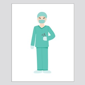 Male Surgeon Posters