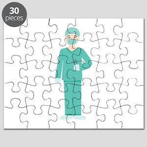 Male Surgeon Puzzle
