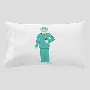 Male Surgeon Pillow Case