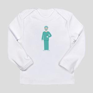 Male Surgeon Long Sleeve T-Shirt