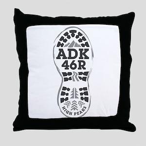 ADK Throw Pillow