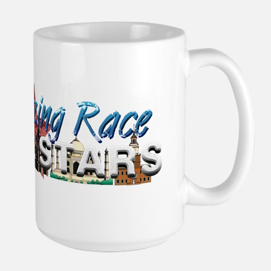 The Amazing Race Large Mug