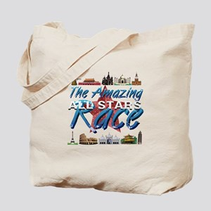 The Amazing Race Tote Bag