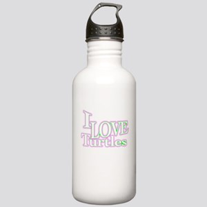 love turtles Water Bottle