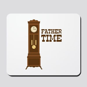 Father Time Mousepad