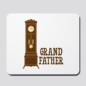 Grand Father Mousepad