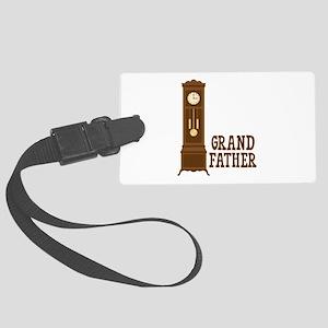 Grand Father Luggage Tag
