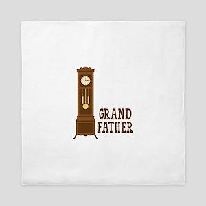 Grand Father Queen Duvet