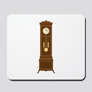 Antique Wall Clock Mousepad