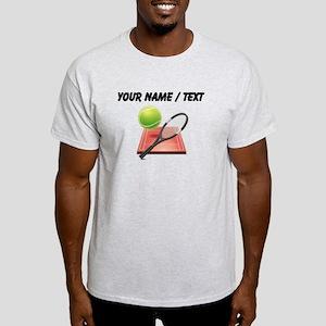 Custom Tennis Icon T-Shirt