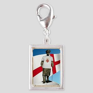 Churchill England Soccer Charms