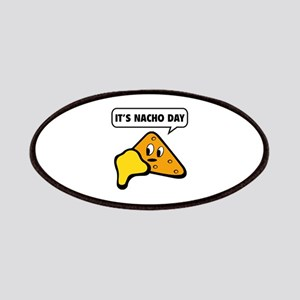 It's Nacho Day Patches