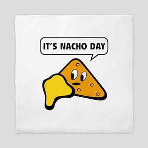 It's Nacho Day Queen Duvet