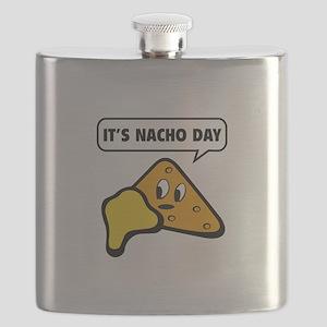 It's Nacho Day Flask