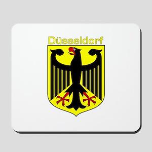 Dusseldorf, Germany Mousepad