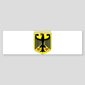 Dusseldorf, Germany Bumper Sticker
