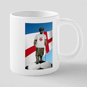 Churchill England Soccer Mugs