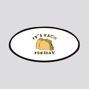 It's Taco Tuesday Patches