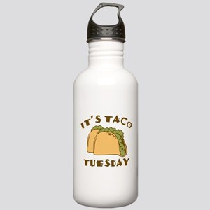It's Taco Tuesday Stainless Water Bottle 1.0L