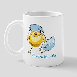 Personalized Hatching Chick Mug