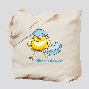 Personalized Hatching Chick Tote Bag