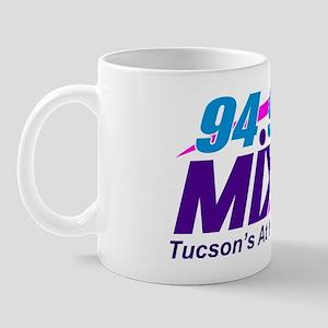 94.9 MIXfm Logo Mug