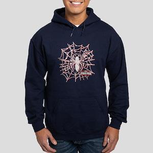 Spiderman Web Hoodie (dark)