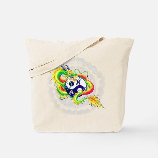 Narcotics Anonymous Dragon Tote Bag